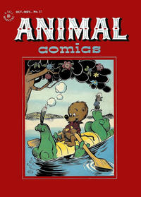 Cover Thumbnail for Animal Comics (Dell, 1942 series) #17