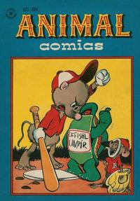 Cover Thumbnail for Animal Comics (Dell, 1942 series) #23