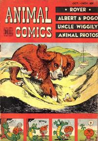 Cover Thumbnail for Animal Comics (Dell, 1942 series) #29
