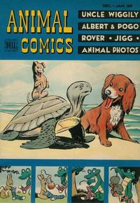 Cover Thumbnail for Animal Comics (Dell, 1942 series) #30