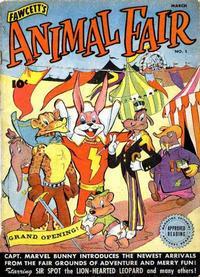 Cover Thumbnail for Animal Fair (Fawcett, 1946 series) #1