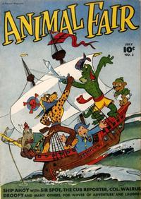 Cover Thumbnail for Animal Fair (Fawcett, 1946 series) #5