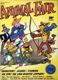 Cover Thumbnail for Animal Fair (Fawcett, 1946 series) #6