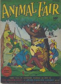 Cover Thumbnail for Animal Fair (Fawcett, 1946 series) #7