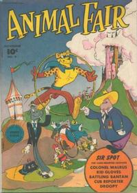 Cover Thumbnail for Animal Fair (Fawcett, 1946 series) #9