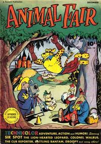 Cover Thumbnail for Animal Fair (Fawcett, 1946 series) #10