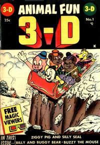 Cover Thumbnail for Animal Fun (Premier Magazines, 1953 series) #1