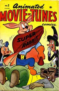 Cover Thumbnail for Animated Movie Tunes (Marvel, 1945 series) #2