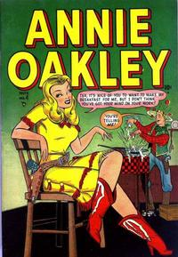 Cover Thumbnail for Annie Oakley (Marvel, 1948 series) #4