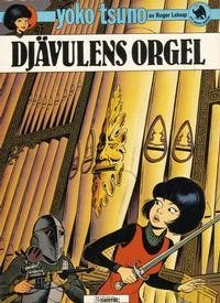 Cover Thumbnail for Yoko Tsuno (Semic, 1979 series) #1 - Djävulens orgel