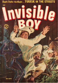 Cover for Approved Comics (St. John, 1954 series) #2