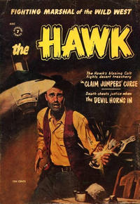 Cover Thumbnail for Approved Comics (St. John, 1954 series) #7