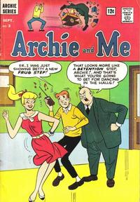 Cover Thumbnail for Archie and Me (Archie, 1964 series) #3