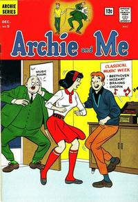 Cover Thumbnail for Archie and Me (Archie, 1964 series) #5