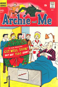 Cover Thumbnail for Archie and Me (Archie, 1964 series) #7