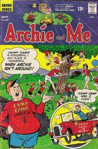 Cover Thumbnail for Archie and Me (Archie, 1964 series) #10