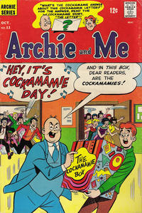 Cover Thumbnail for Archie and Me (Archie, 1964 series) #11