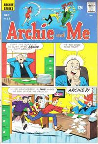 Cover Thumbnail for Archie and Me (Archie, 1964 series) #12