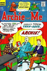 Cover Thumbnail for Archie and Me (Archie, 1964 series) #14