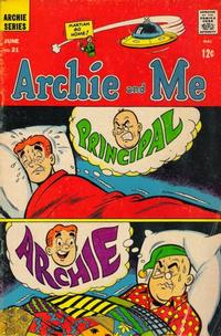 Cover Thumbnail for Archie and Me (Archie, 1964 series) #21