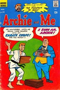 Cover Thumbnail for Archie and Me (Archie, 1964 series) #22