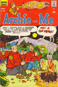 Cover Thumbnail for Archie and Me (Archie, 1964 series) #23