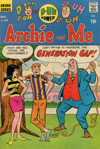 Cover Thumbnail for Archie and Me (Archie, 1964 series) #24