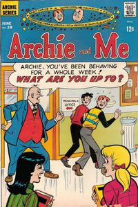 Cover Thumbnail for Archie and Me (Archie, 1964 series) #28
