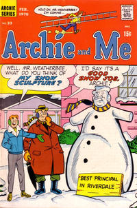 Cover Thumbnail for Archie and Me (Archie, 1964 series) #33