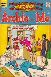 Cover Thumbnail for Archie and Me (Archie, 1964 series) #36