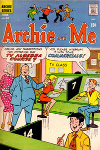 Cover Thumbnail for Archie and Me (Archie, 1964 series) #42