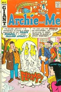 Cover Thumbnail for Archie and Me (Archie, 1964 series) #47