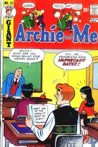 Cover Thumbnail for Archie and Me (Archie, 1964 series) #57