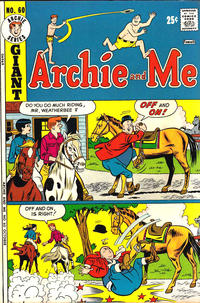 Cover Thumbnail for Archie and Me (Archie, 1964 series) #60
