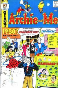 Cover Thumbnail for Archie and Me (Archie, 1964 series) #62