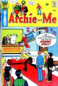 Cover Thumbnail for Archie and Me (Archie, 1964 series) #63