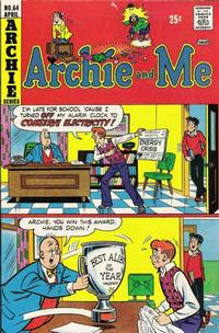 Cover Thumbnail for Archie and Me (Archie, 1964 series) #64