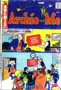 Cover Thumbnail for Archie and Me (Archie, 1964 series) #65