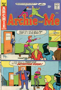 Cover Thumbnail for Archie and Me (Archie, 1964 series) #67