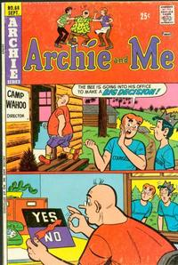 Cover Thumbnail for Archie and Me (Archie, 1964 series) #68