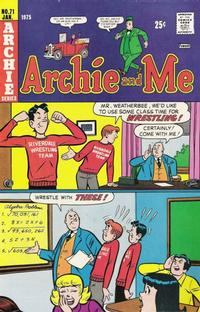 Cover Thumbnail for Archie and Me (Archie, 1964 series) #71