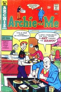 Cover Thumbnail for Archie and Me (Archie, 1964 series) #76