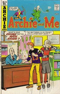 Cover Thumbnail for Archie and Me (Archie, 1964 series) #79