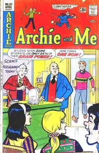 Cover Thumbnail for Archie and Me (Archie, 1964 series) #82
