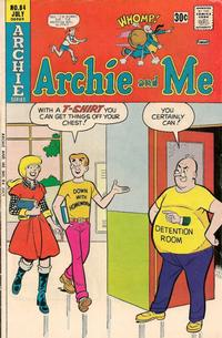 Cover Thumbnail for Archie and Me (Archie, 1964 series) #84