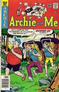 Cover Thumbnail for Archie and Me (Archie, 1964 series) #86