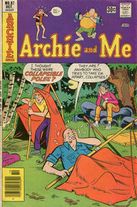 Cover Thumbnail for Archie and Me (Archie, 1964 series) #87