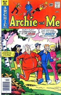 Cover Thumbnail for Archie and Me (Archie, 1964 series) #88