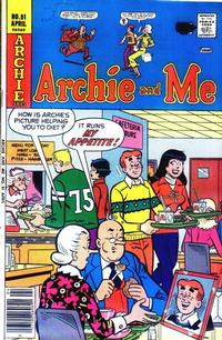 Cover Thumbnail for Archie and Me (Archie, 1964 series) #91