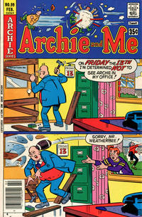 Cover Thumbnail for Archie and Me (Archie, 1964 series) #99